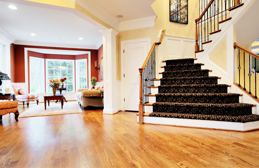 How To Keep Your Hardwood Floors And Laminates Looking Brand New