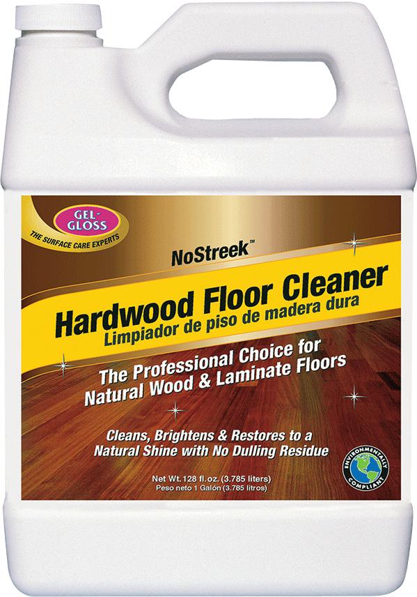 Laminate Floor Cleaner 128oz Gel Gloss